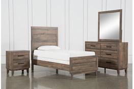 Ranier Twin 4 Piece Bedroom Set