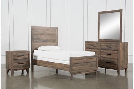 Ranier Twin 4 Piece Bedroom Set - Main