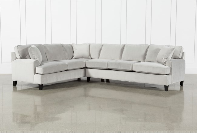 "Donaver II 2 Piece 125"" Sectional With Right Arm Facing Sofa - 360"