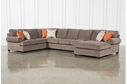 Karen II 3 Piece Sectional With Right Arm Facing Chaise