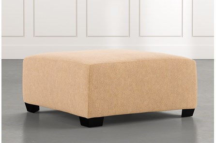 Karen II Yellow Cocktail Ottoman