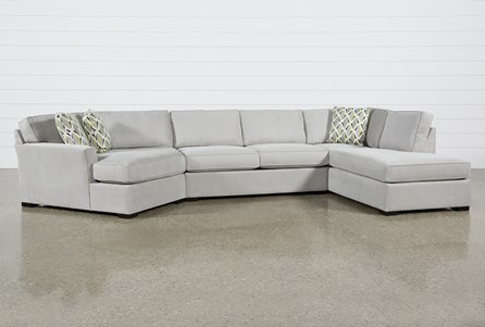 Aspen Sterling 3 Piece Sectional