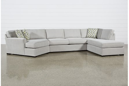 Grey Sectionals Amp Sectional Sofas Living Spaces