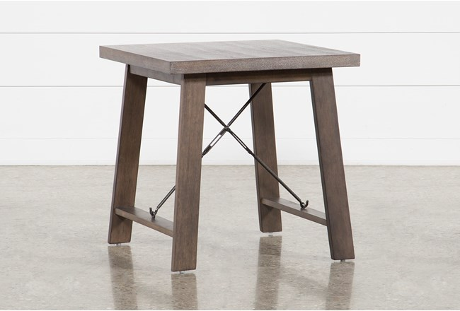 Links End Table - 360