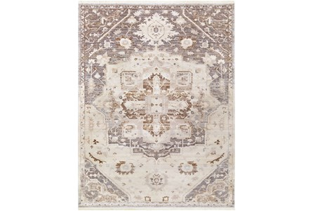 94X123 Promo Rug-Emine Traditional Cream