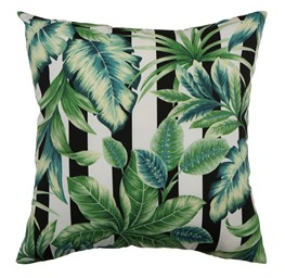 Outdoor Accent Pillow-Palm Cabana Stripe 18X18