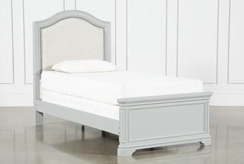 Julia Twin Panel Bed
