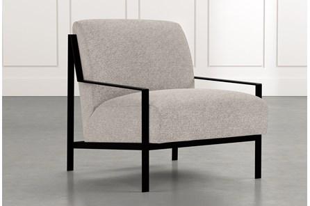 Avery II Light Grey Accent Chair - Main