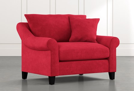 Landry II Red Chair