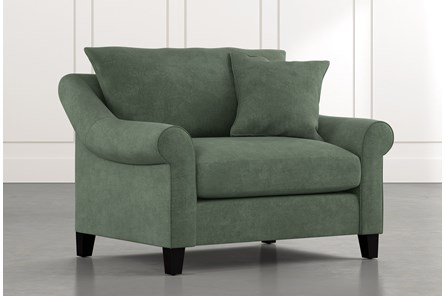 Landry II Green Chair