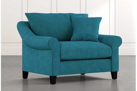 Landry II Teal Chair