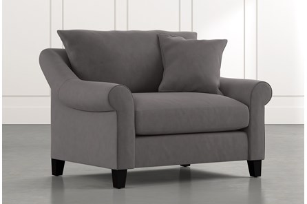 Landry II Dark Grey Chair