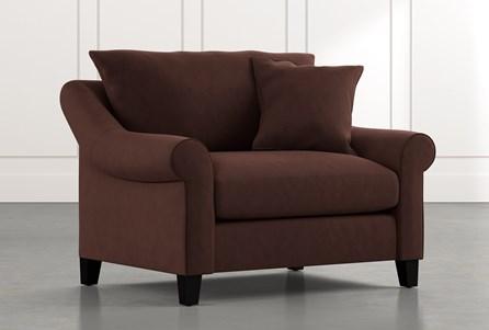 Landry II Brown Chair