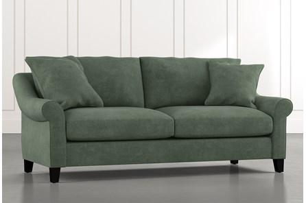 Landry II Green Sofa