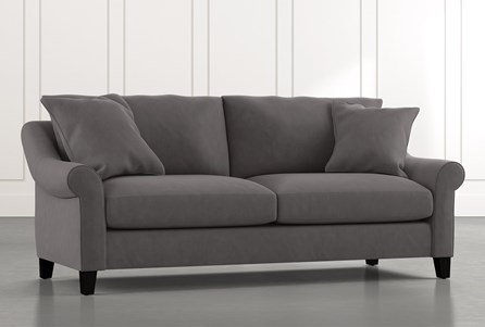 Landry II Grey Sofa
