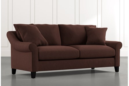 Landry II Brown Sofa
