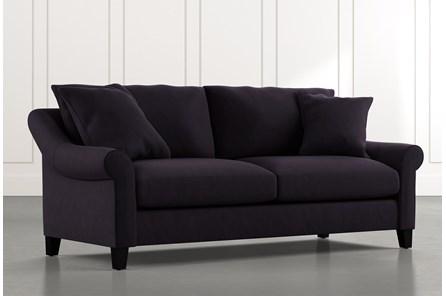 Landry II Black Sofa - Main