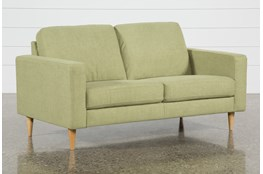 Angie Lime Loveseat