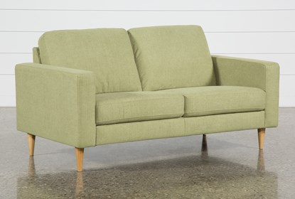 Pleasing Angie Lime Loveseat Pabps2019 Chair Design Images Pabps2019Com