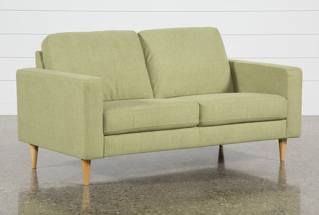 Angie Lime Loveseat - 360