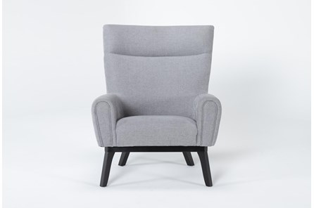 Lounge Grey Accent Chair