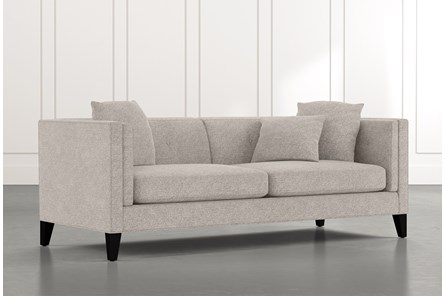 Avery II Light Grey Sofa