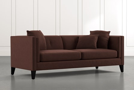 Avery II Brown Sofa