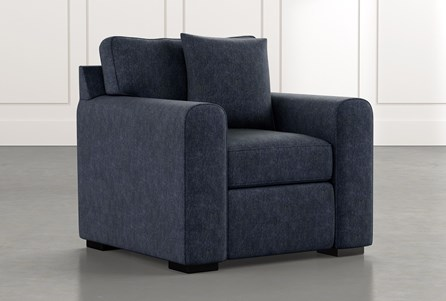 Cypress II Navy Blue Chair