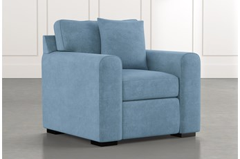 Cypress II Light Blue Chair