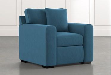 Cypress II Teal Chair