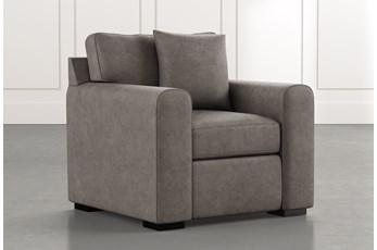 Cypress II Dark Grey Chair