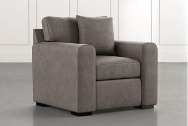 Cypress II Dark Grey Chair