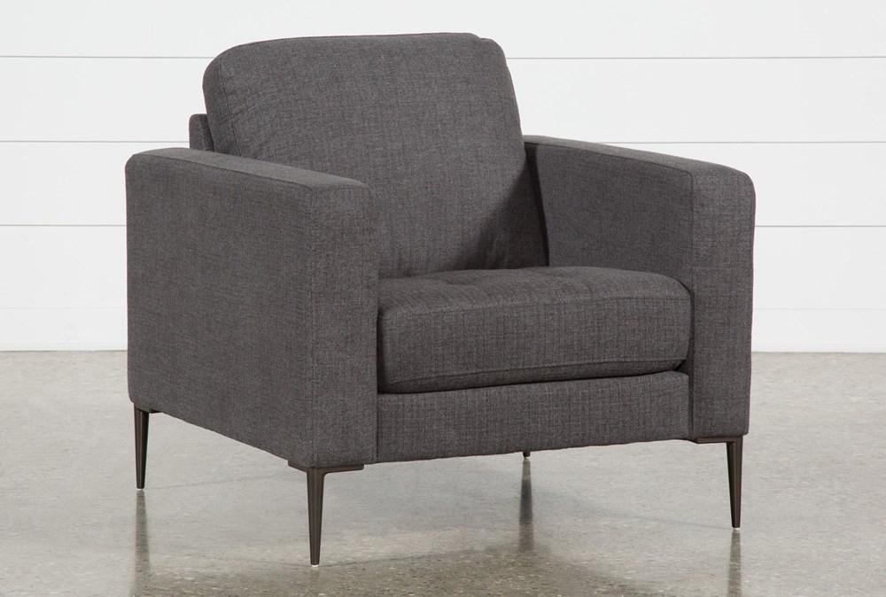 Aaron Charcoal Chair