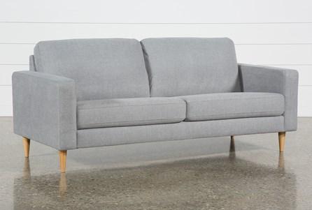 Angie Light Grey  Sofa