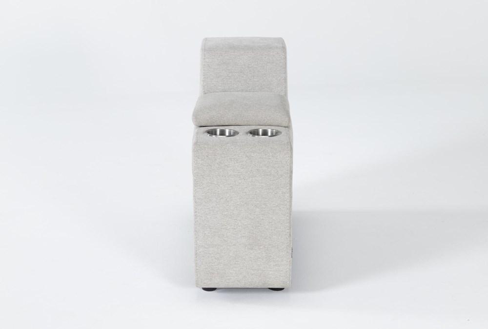 Chanel Grey Console