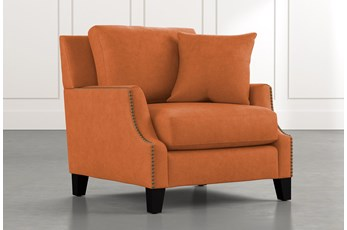 Kayla Orange Chair