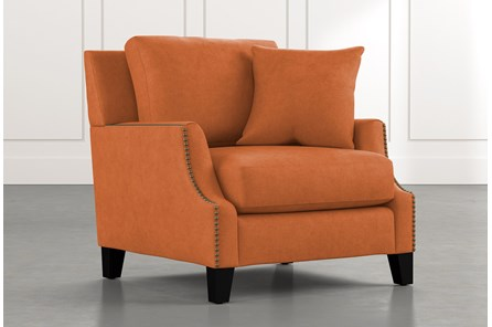 Kayla Orange Chair