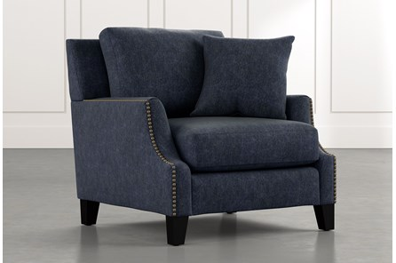 Kayla Navy Blue Chair