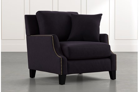 Kayla Black Chair