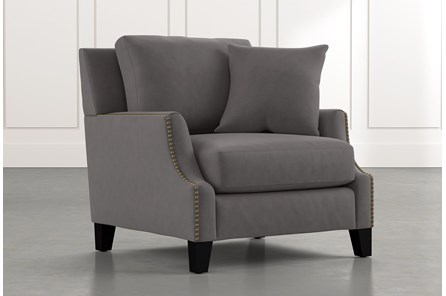 Kayla Dark Grey Chair
