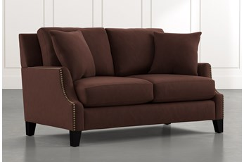 Kayla Brown Loveseat