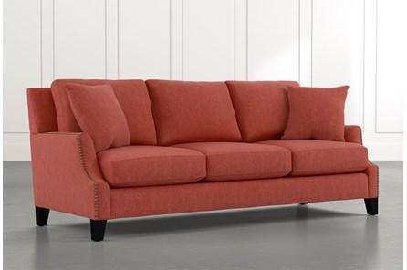 Kayla Red Sofa