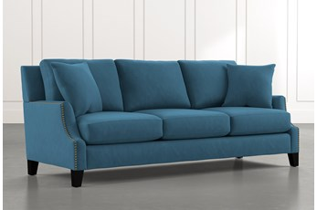 Kayla Blue Sofa