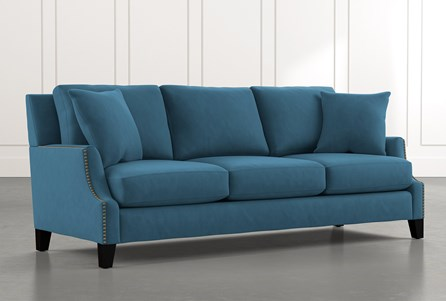 Kayla Blue Sofa