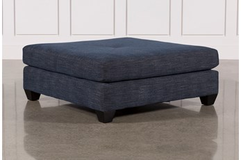Sierra III Eclipse Square Cocktail Ottoman