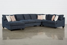 Sierra Down III 3 Piece Sectional