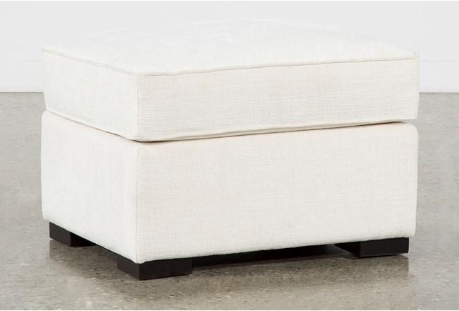 Cypress II Foam Ottoman - 360