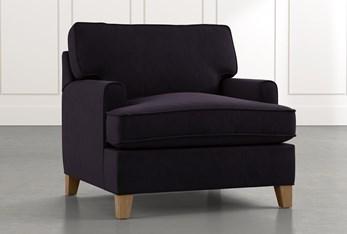 Emerson II Black Chair
