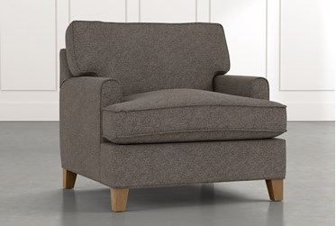 Emerson II Dark Grey Chair