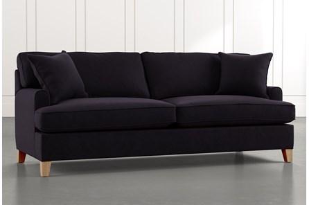 Emerson II Black Sofa - Main